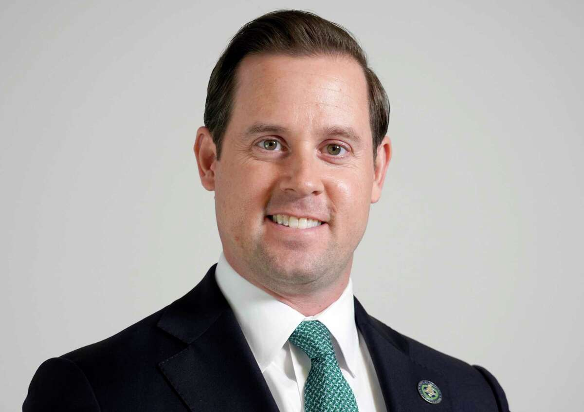 Chris Brown, candidate for Houston City Controller.