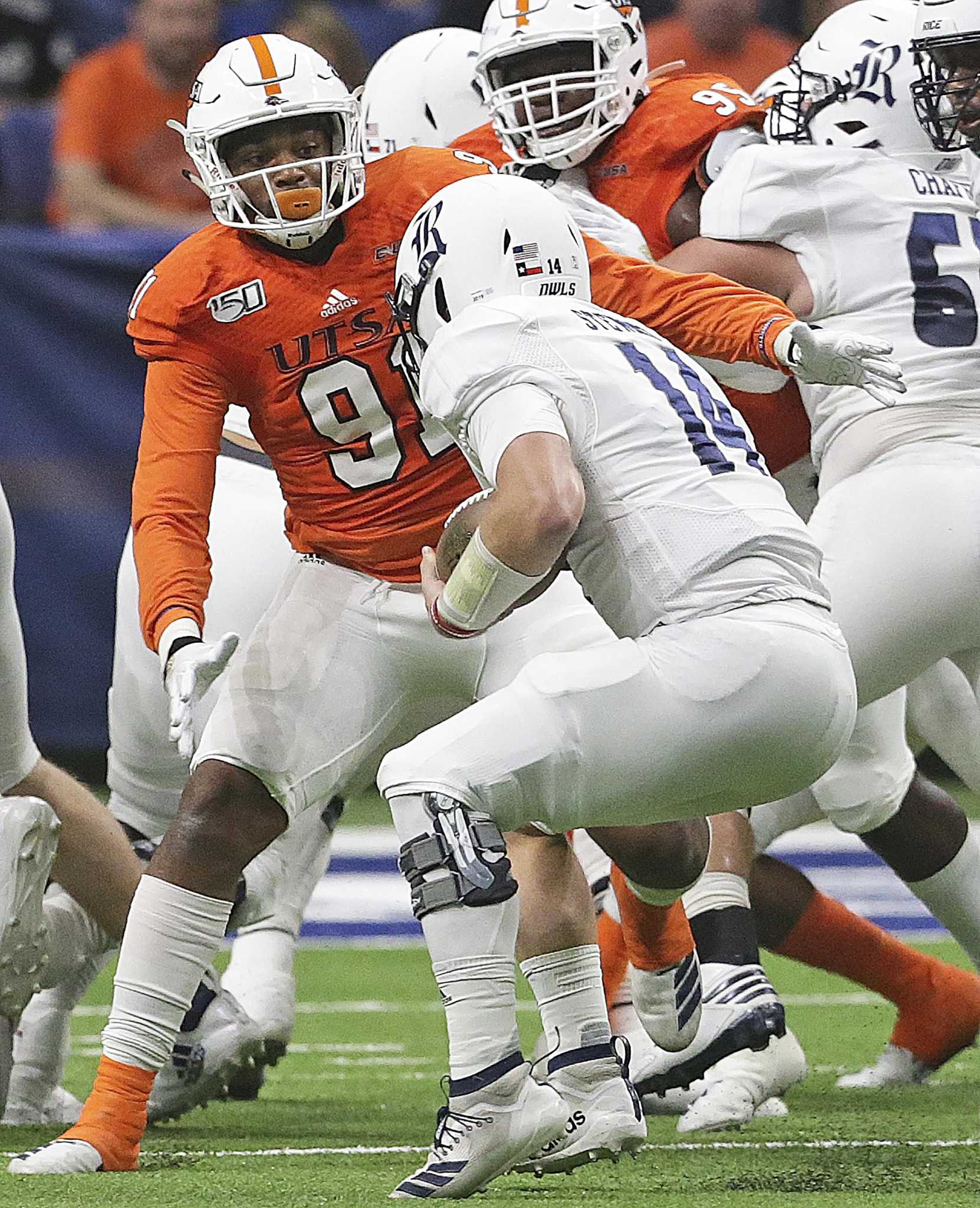 Narcisse leads UTSA to win against Rice