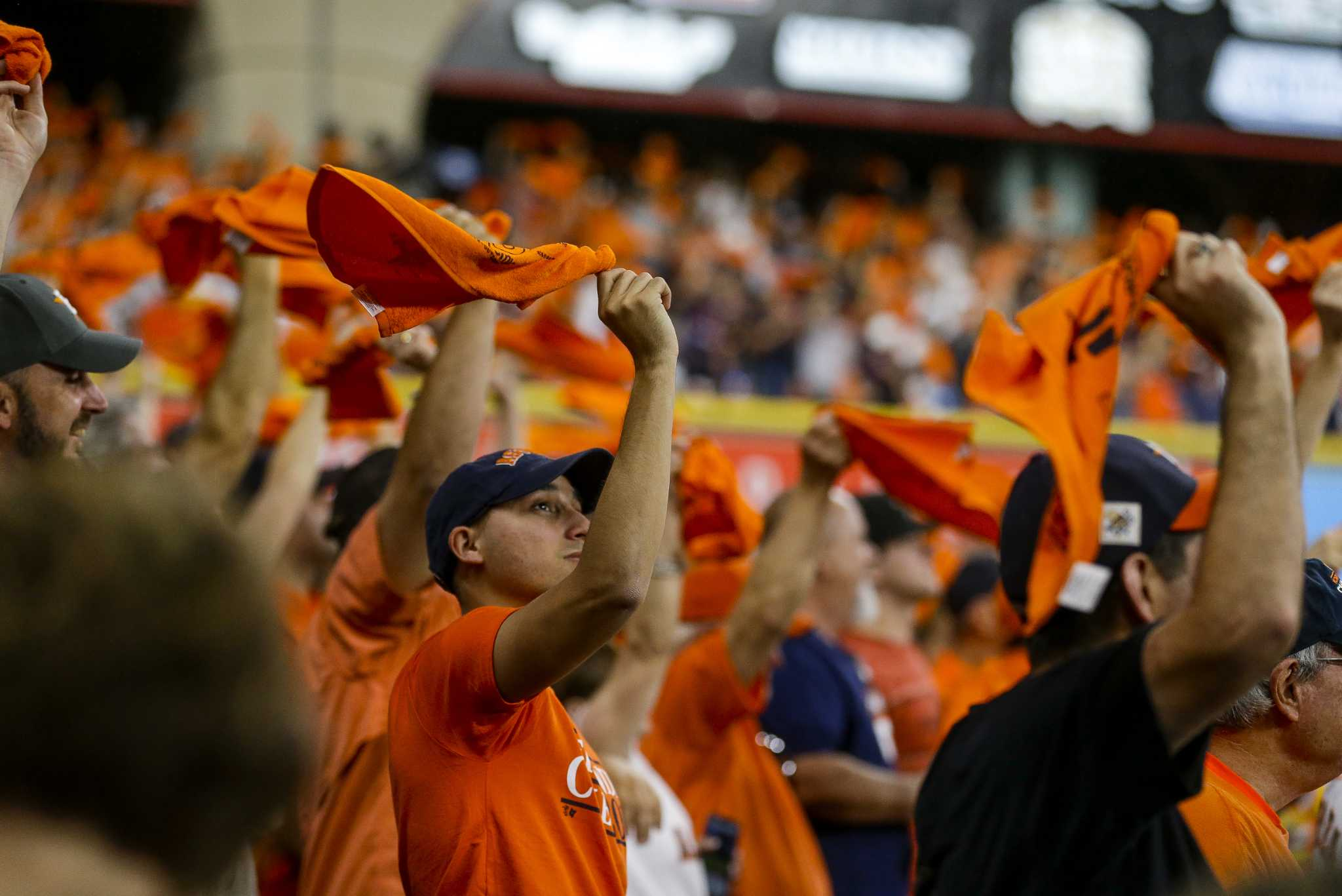 New concessions - including Walkoff Nachos - added to Astros' World Series menu