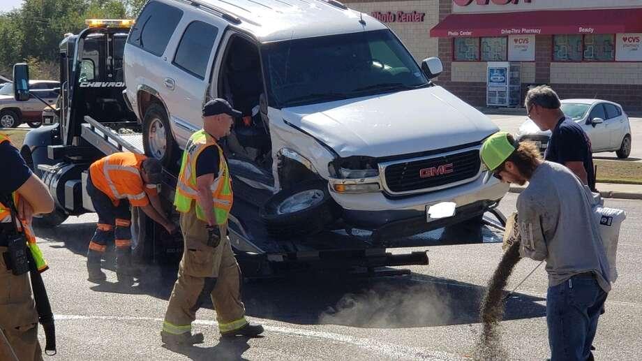 Crash Photo: City Of Plainview