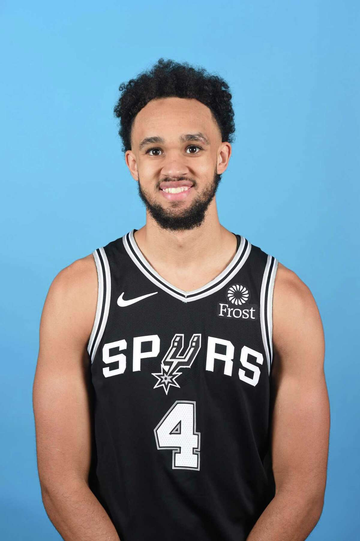 Images from 2019-2020 San Antonio Spurs Media Day on September 30, 2019.