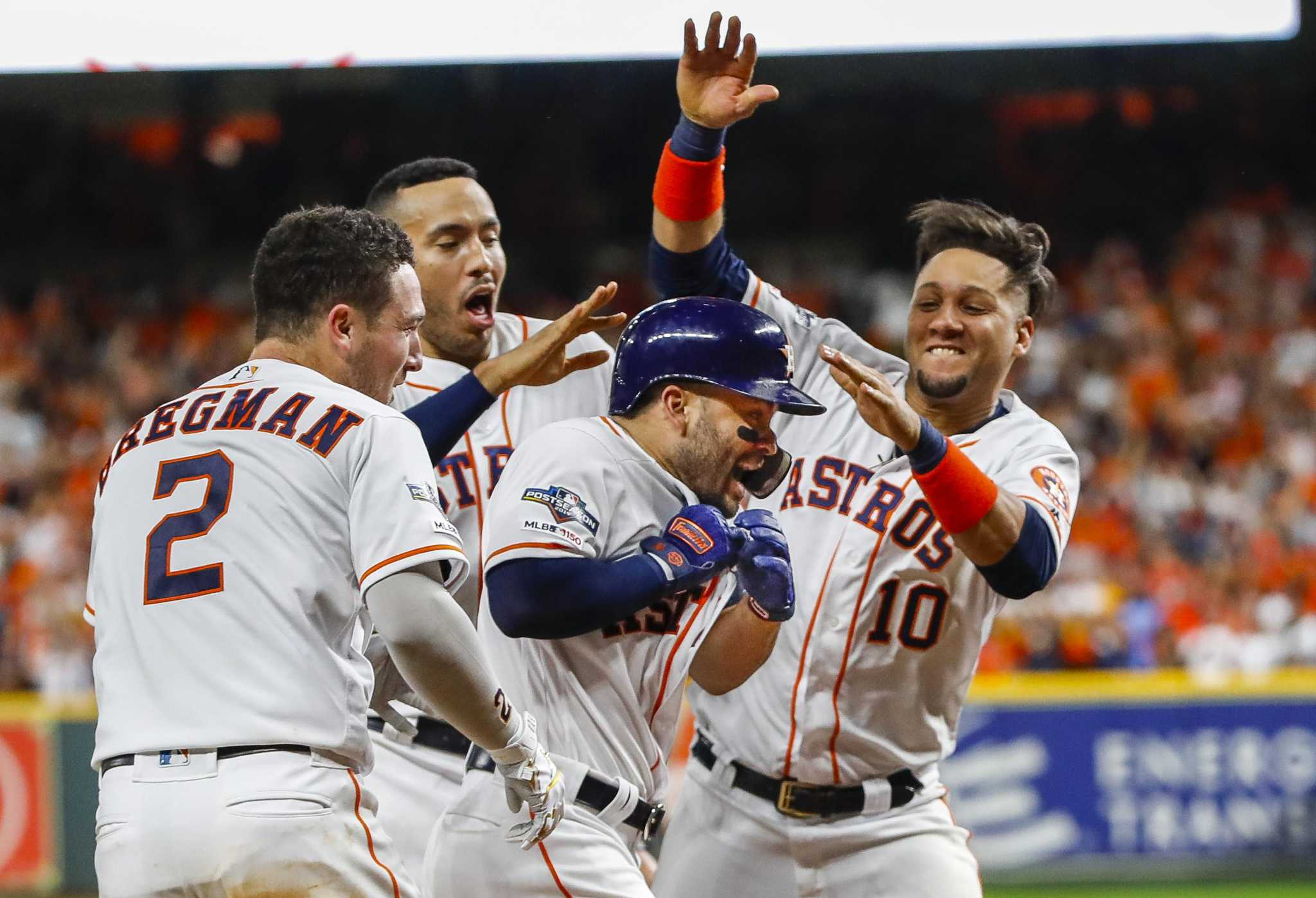 Astros advance to World Series with Game 6 win