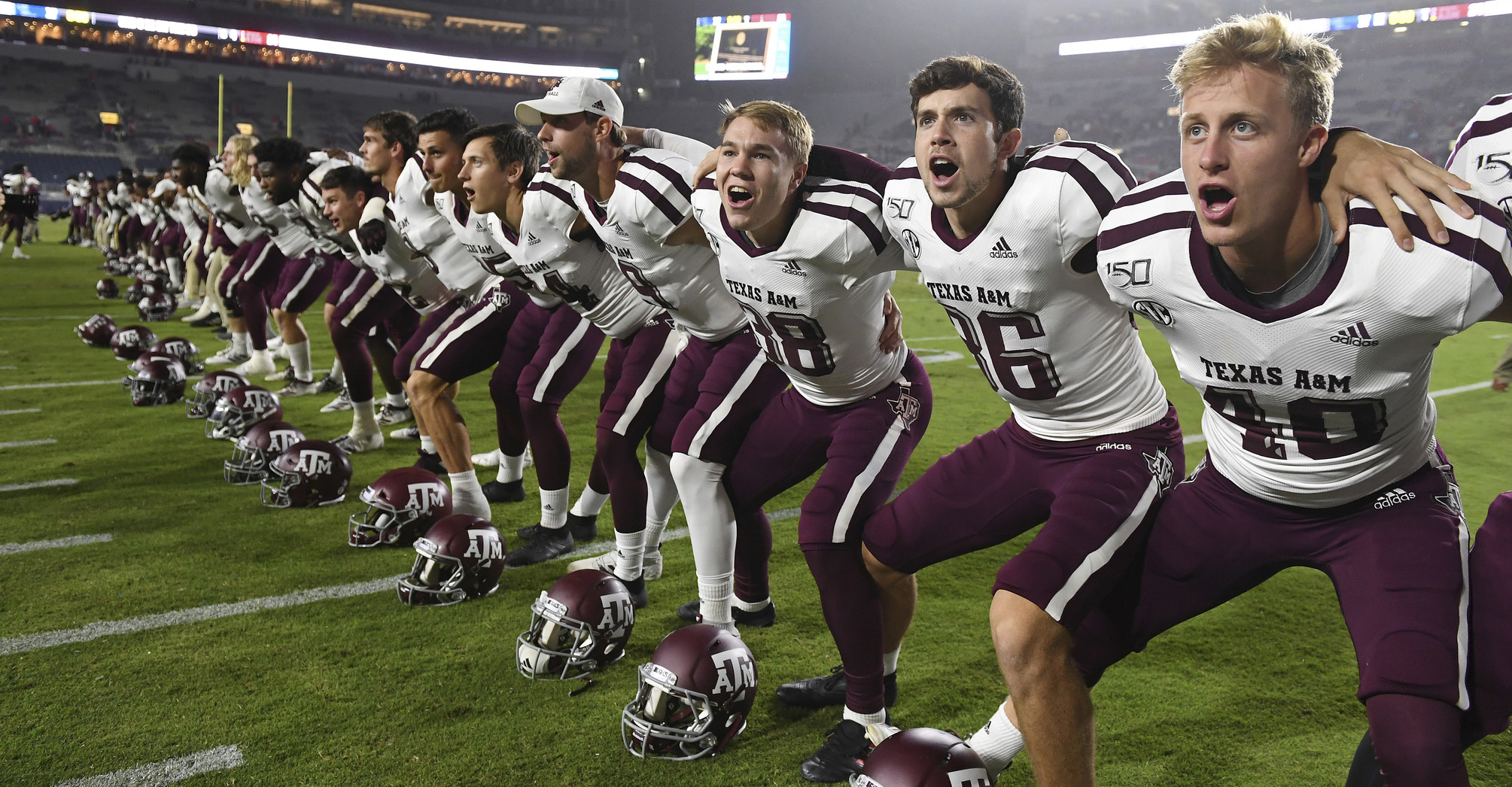 Aggies Extra Points Texas A M 24 Mississippi 17 Houstonchronicle Com