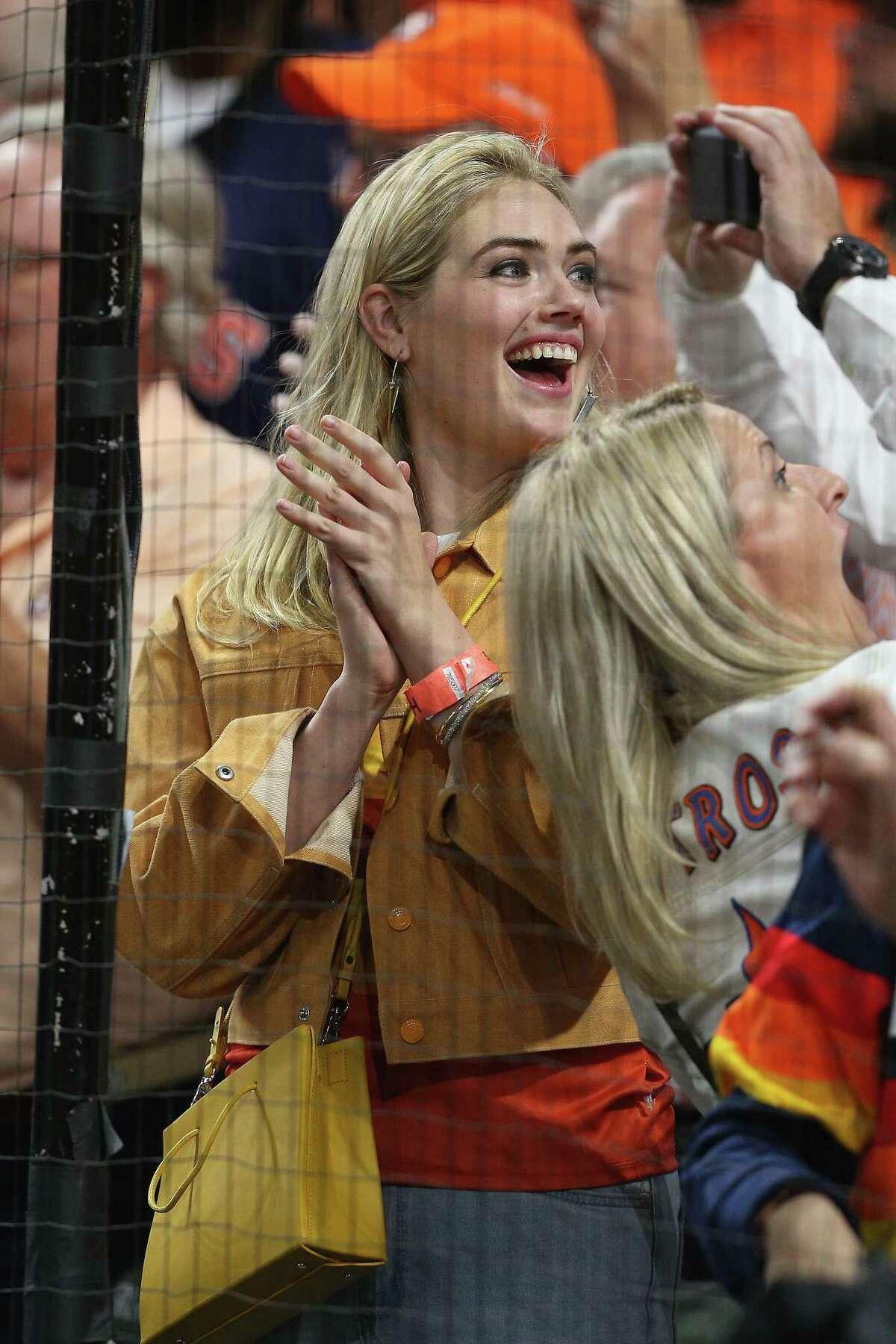 Kate Upton Model/actress, wife of Astros pitcher Justin Verlander