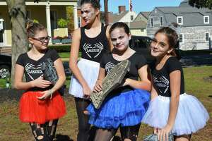 The city played host to a ghoulishly fun Halloween-themed family event Saturday — the Downtown Trick or Treat and Fall Festival. The day was sponsored by the Middletown Recreation Division along Main Street and throughout the South Green. There were flash mob performances by the Lakeside Academy of Dance (shown here), booths with face painting, games of chance, candies, treats, and much more.