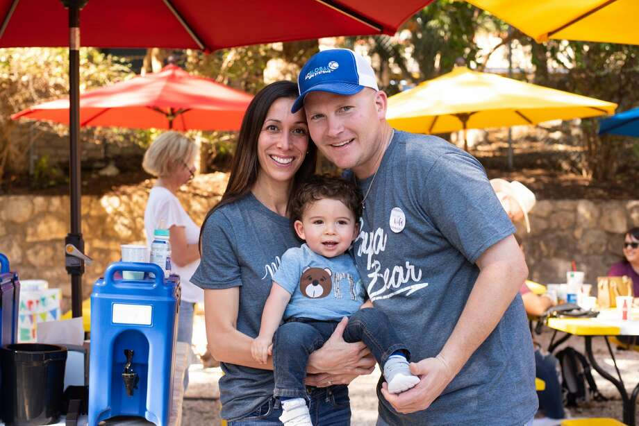 Families attended Kiddie Park's Grand Re-Opening Weekend on Saturday, October, 19, 2019 located at the San Antonio Zoo. Photo: Aiessa Ammeter