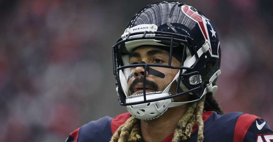 Houston Texans wide receiver Will Fuller (15) during the second half of an NFL football game against the Atlanta Falcons Sunday, Oct. 6, 2019, in Houston. (AP Photo/Eric Christian Smith) Photo: Eric Christian Smith/Associated Press