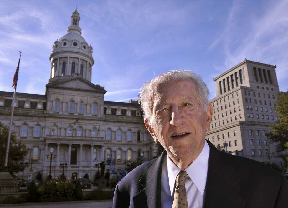Thomas D'Alesandro III, a Democrat, had served as Baltimore City Council president and then as mayor from 1967 to 1971. Photo: Amy Davis / Associated Press 2016
