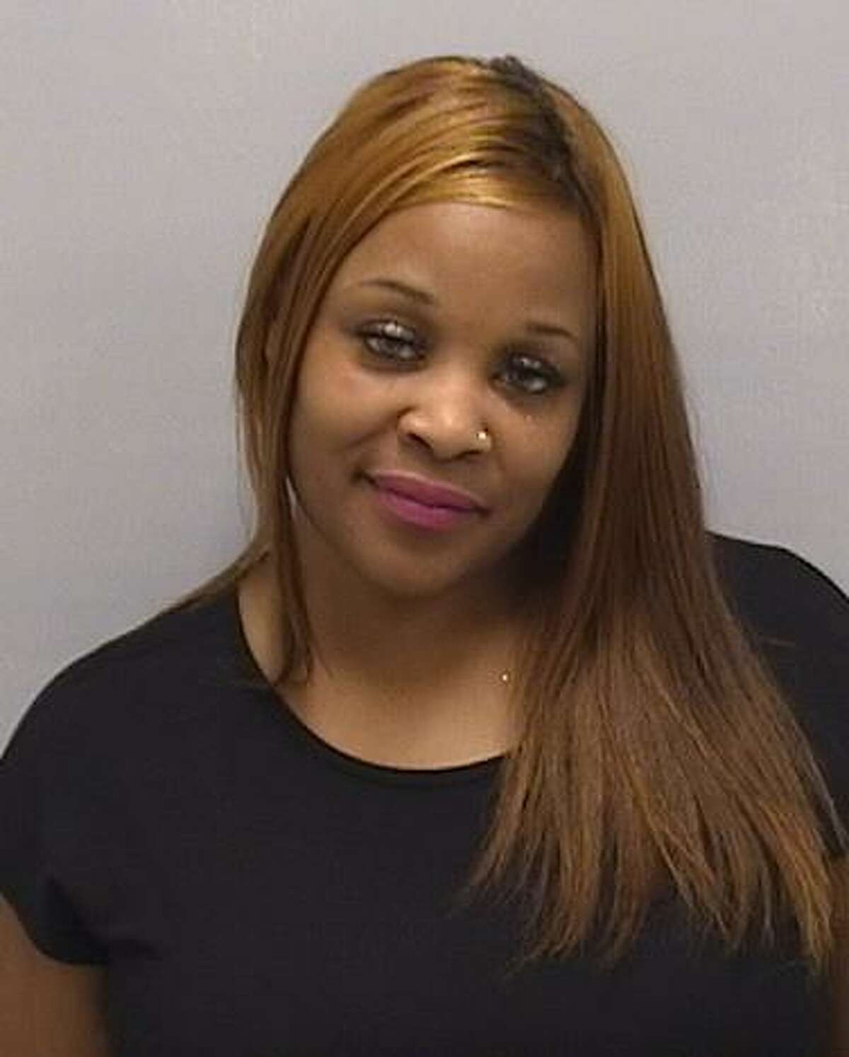 Juanita D. Powell, 36, of New Haven, was arrestedOct. 14, 2019, for allegedly shoplifting at a ShopRite in Orange.