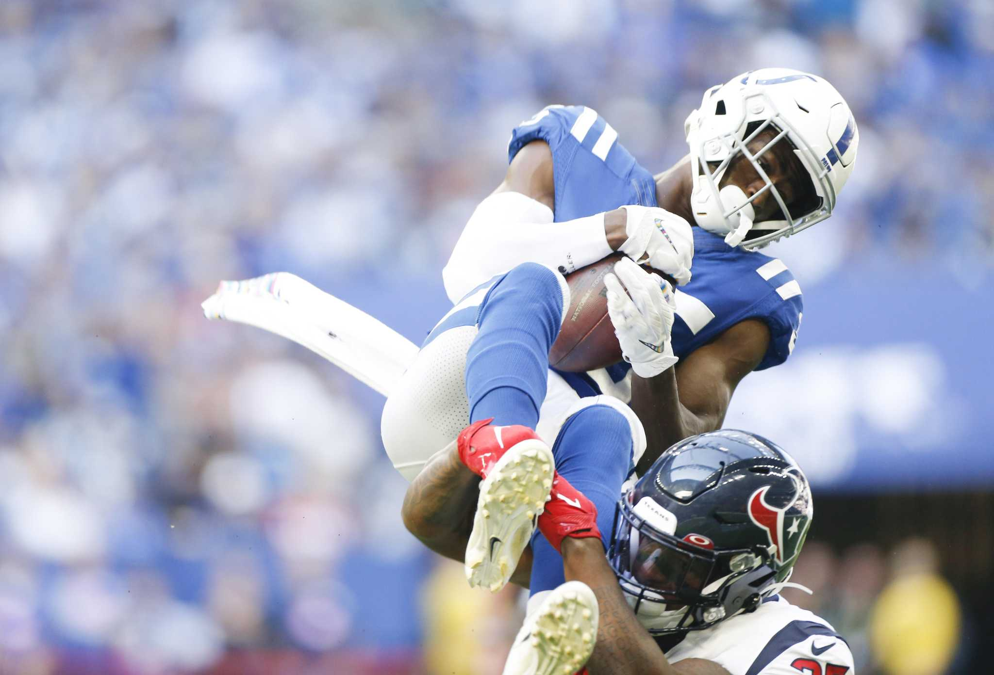 Smith: Another Sunday of maddening Texans football