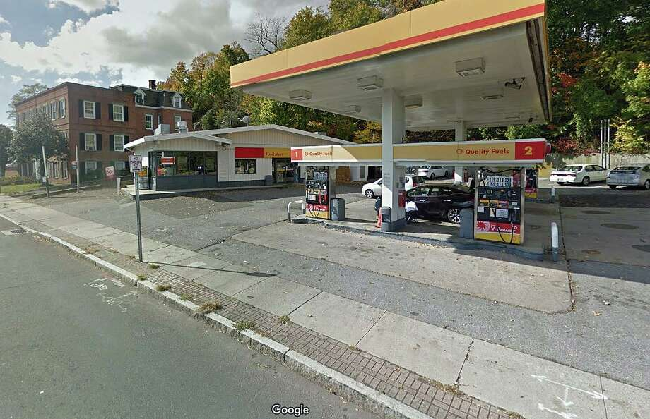 A West Avenue gas station in Norwalk is facing a $285 civil penalty from the federal Food and Drug Administration after selling e-liquid products twice in less than a year to minors, documents said. Photo: Google Street View Image