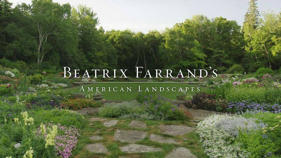 A screening of Beatrix Farrand's American Landscapes will be held Nov. 6, at the New Canaan Library. Photo: Contributed photo Photo: Contributed Photo
