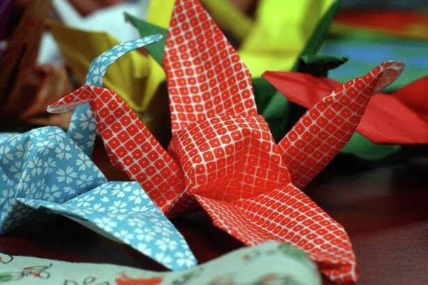 World Origami Days Kickoff is on Oct. 24 at 10 a.m. at WCSU's Higgins Hall lobby, 181 White Street, Danbury. Students can learn to fold a single pixel and enjoy light refreshments. For more information, visit wcsu.edu.
