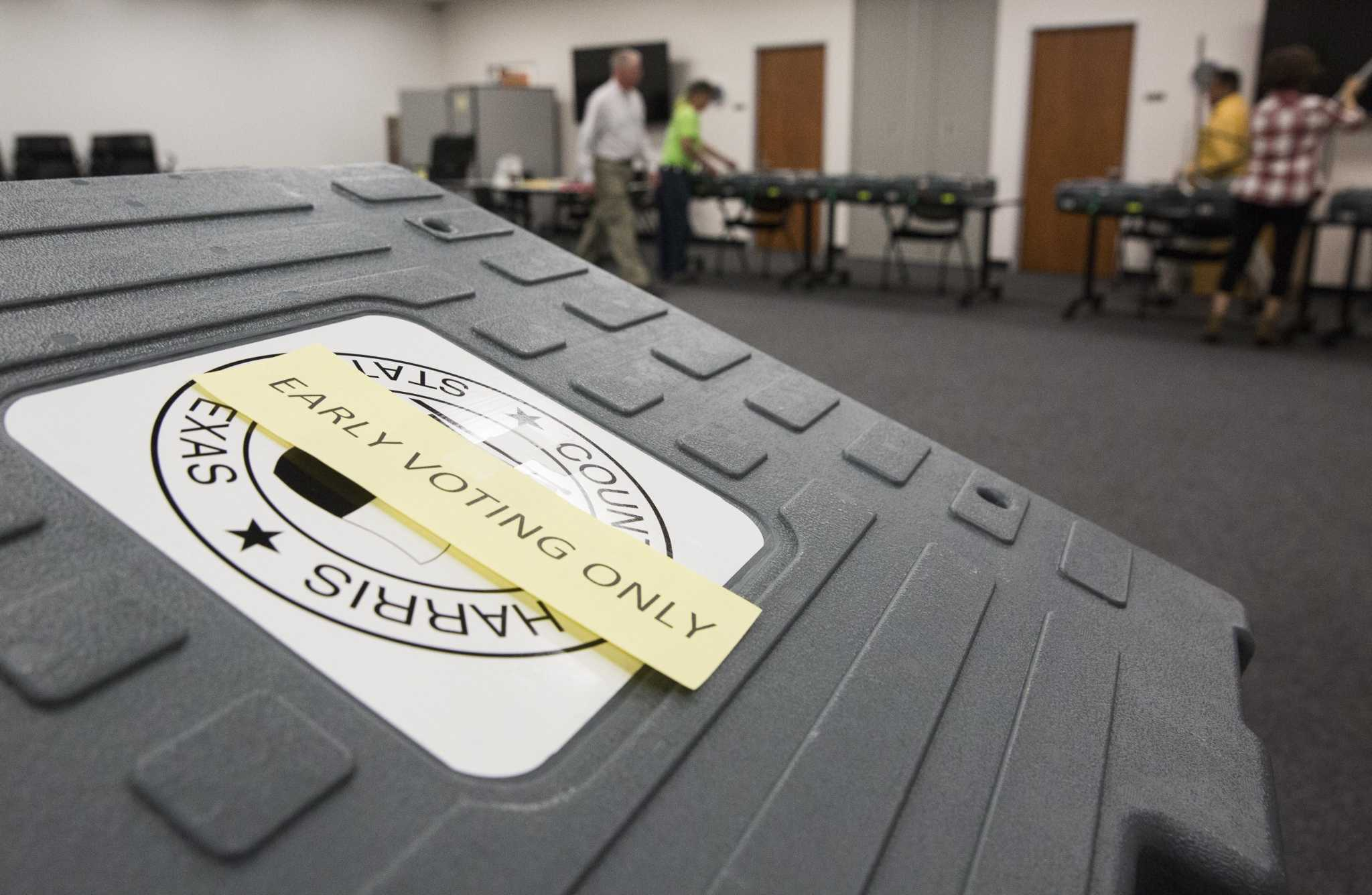Tuesday is last day to vote early in Houston runoffs