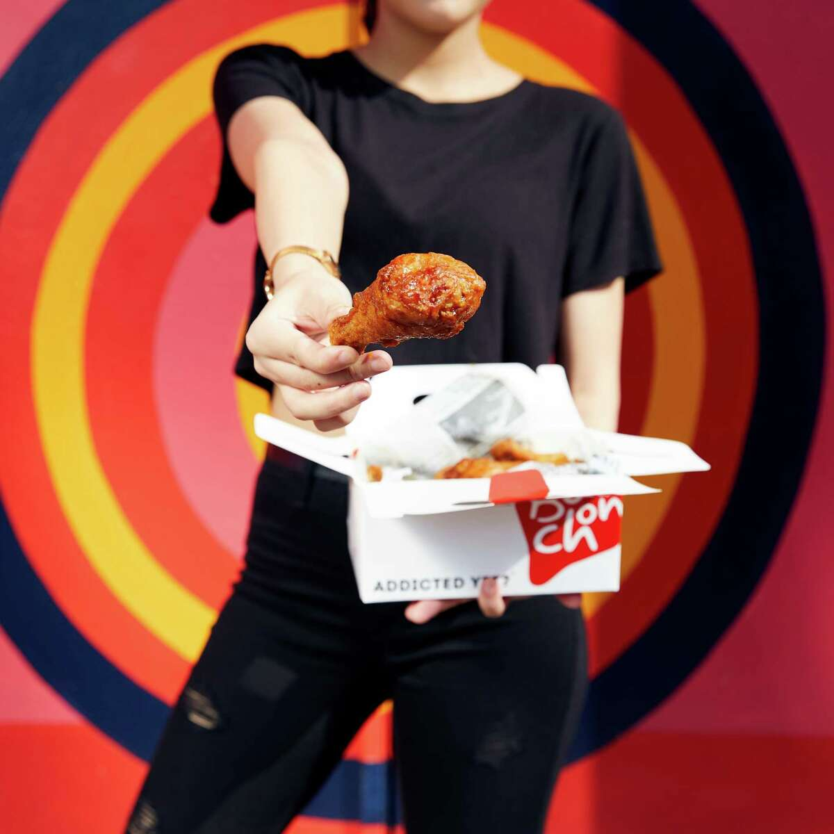 Korean fried chicken brand Bonchon has announced it will open in Midtown at 2100 Travel in 2020.