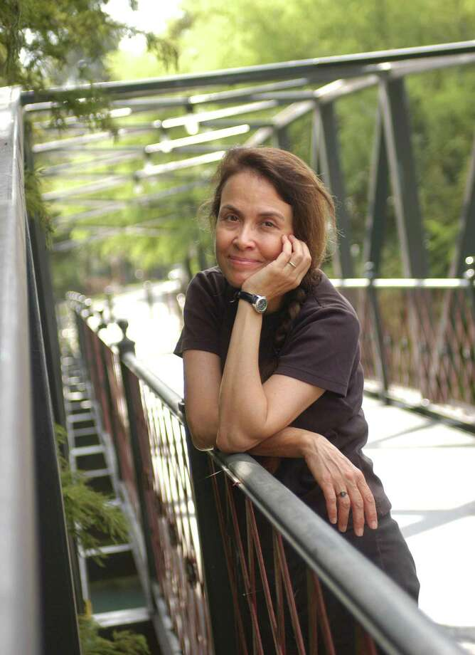 Naomi Shihab Nye Photo: Ha Lam Photo.