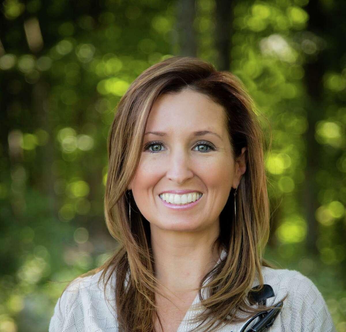 Norwalk Board of Education candidate Erica DePalma