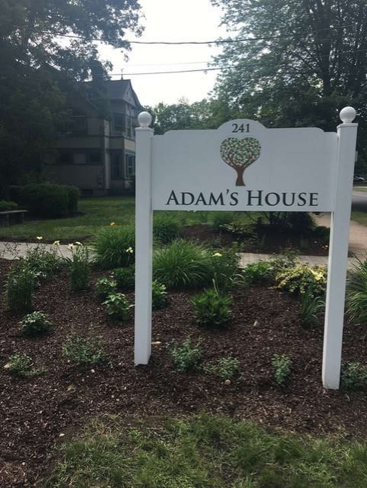 Adam's House, located in Shelton, is the only curriculum-based grief support operation in the state.