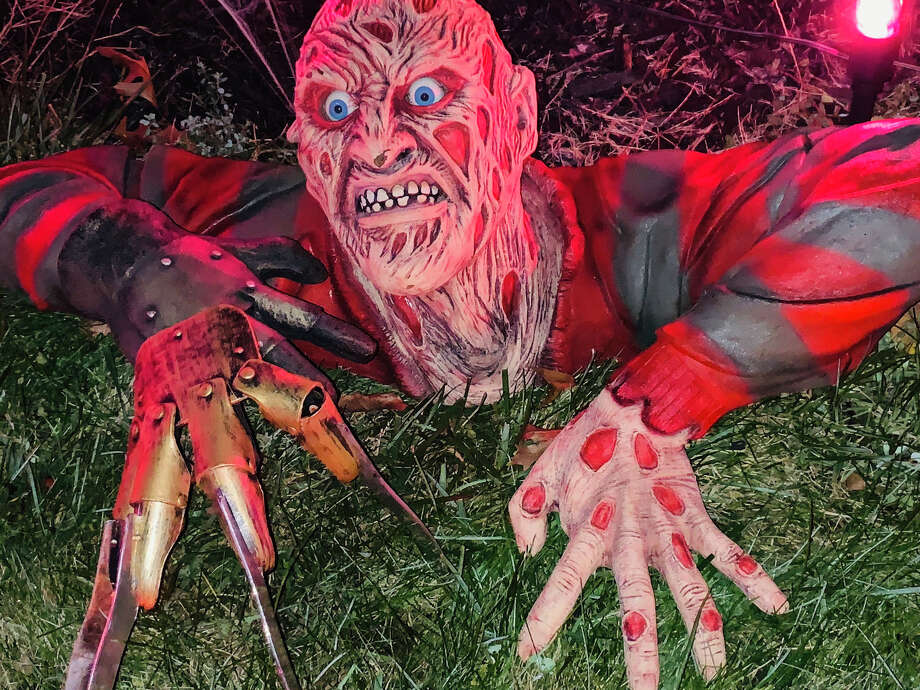Halloween decorations from around Midland and Gladwin. Photo: Fred Kelly/fred.kelly@mdn.net