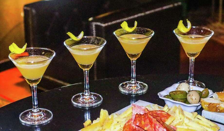 Guests are RD are given a complimentary cocktail and an assortment of small bites upon entry. Photo: Courtesy RD
