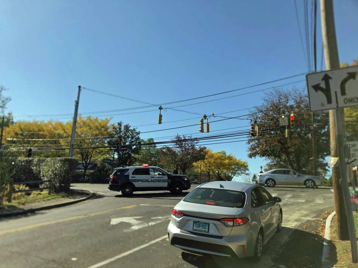 Stamford fire and police departments responded to a false report of an
