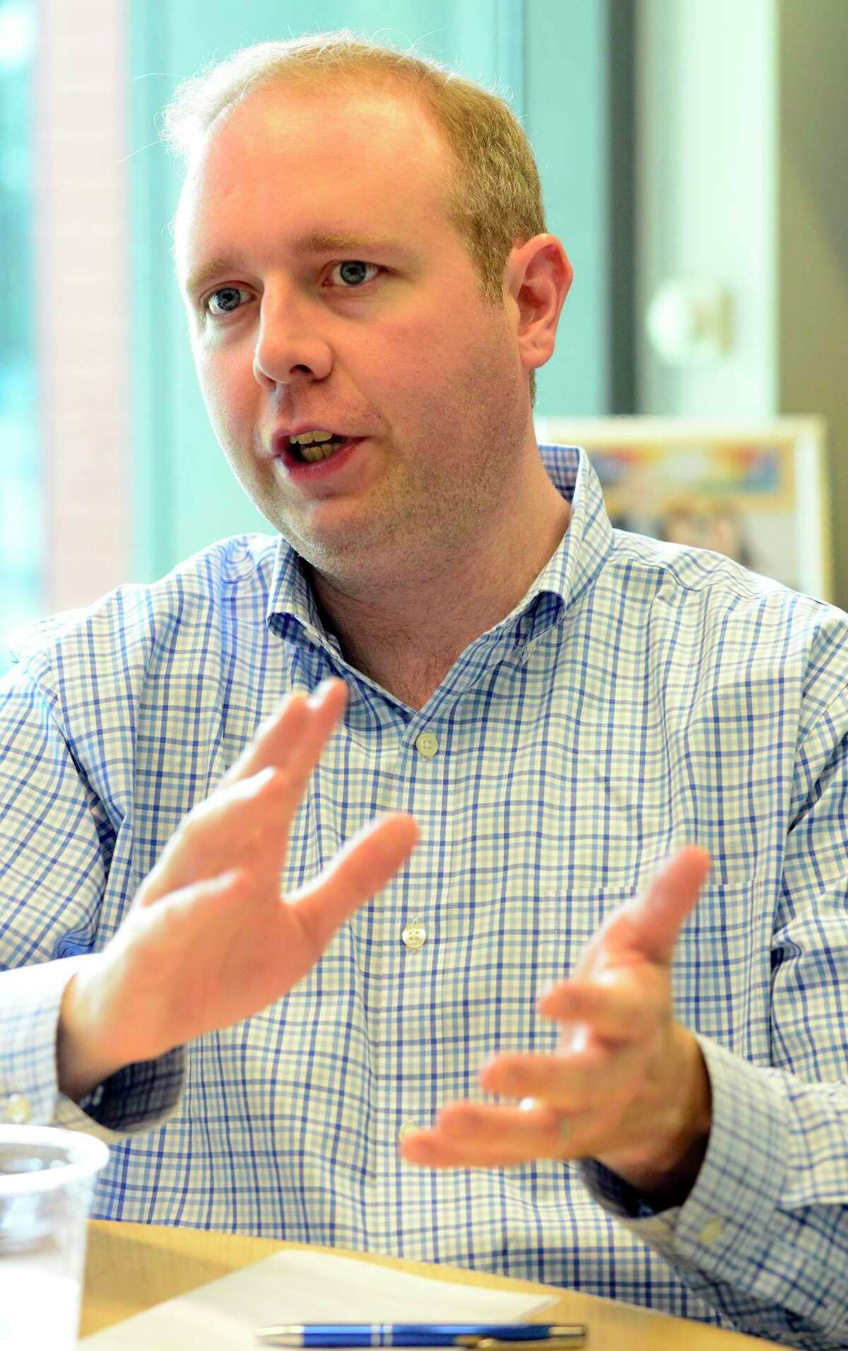Matthew Granade is head of venture capital firm Point72 Ventures.