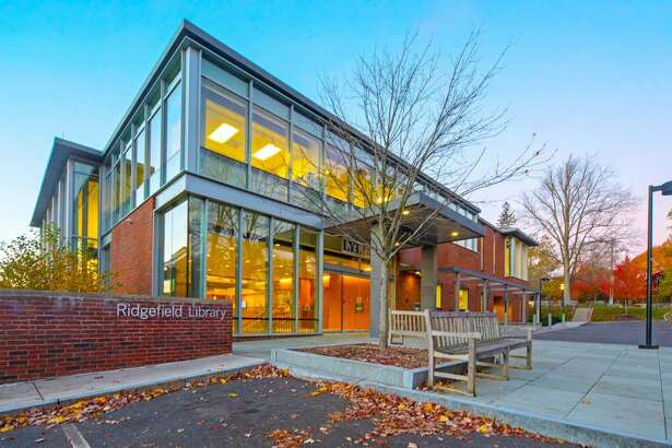 The Ridgefield Library.