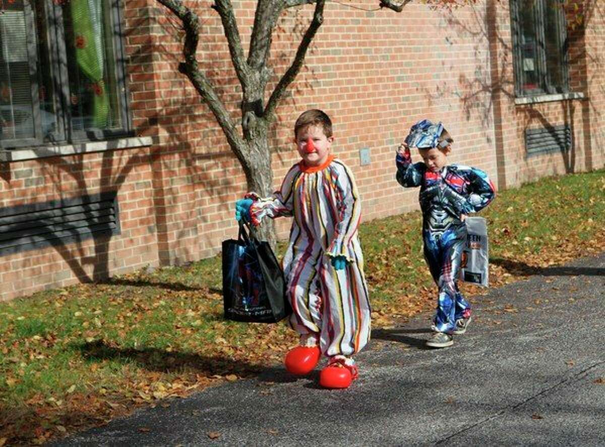 Trick-or-treating will take place from 5:30 to 8 p.m. in Big Rapids, 5 to 7 p.m. in Reed City, 5 to 8 p.m. in Evart, and 5 to 7 p.m. in Baldwin, on Thursday, Oct. 31.(Star file photo)