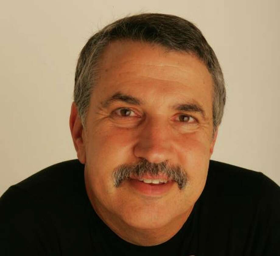 Thomas Friedman Photo: / Contributed