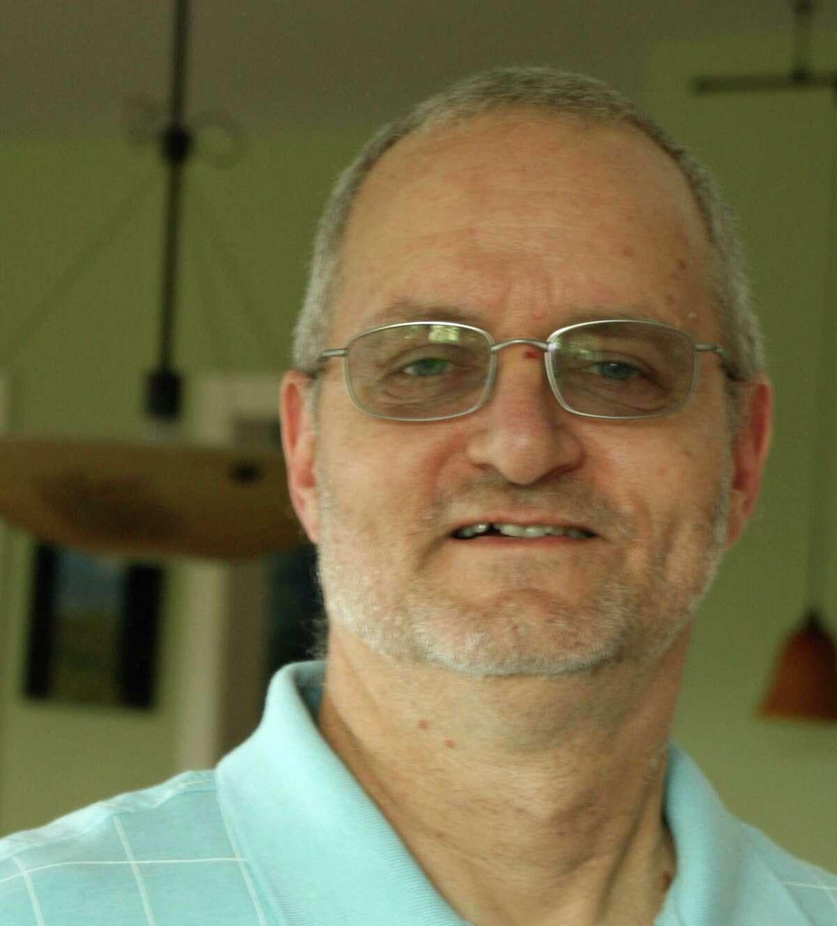 Keith Landa New Fairfield Democrat Planning Commission - alternate candidate