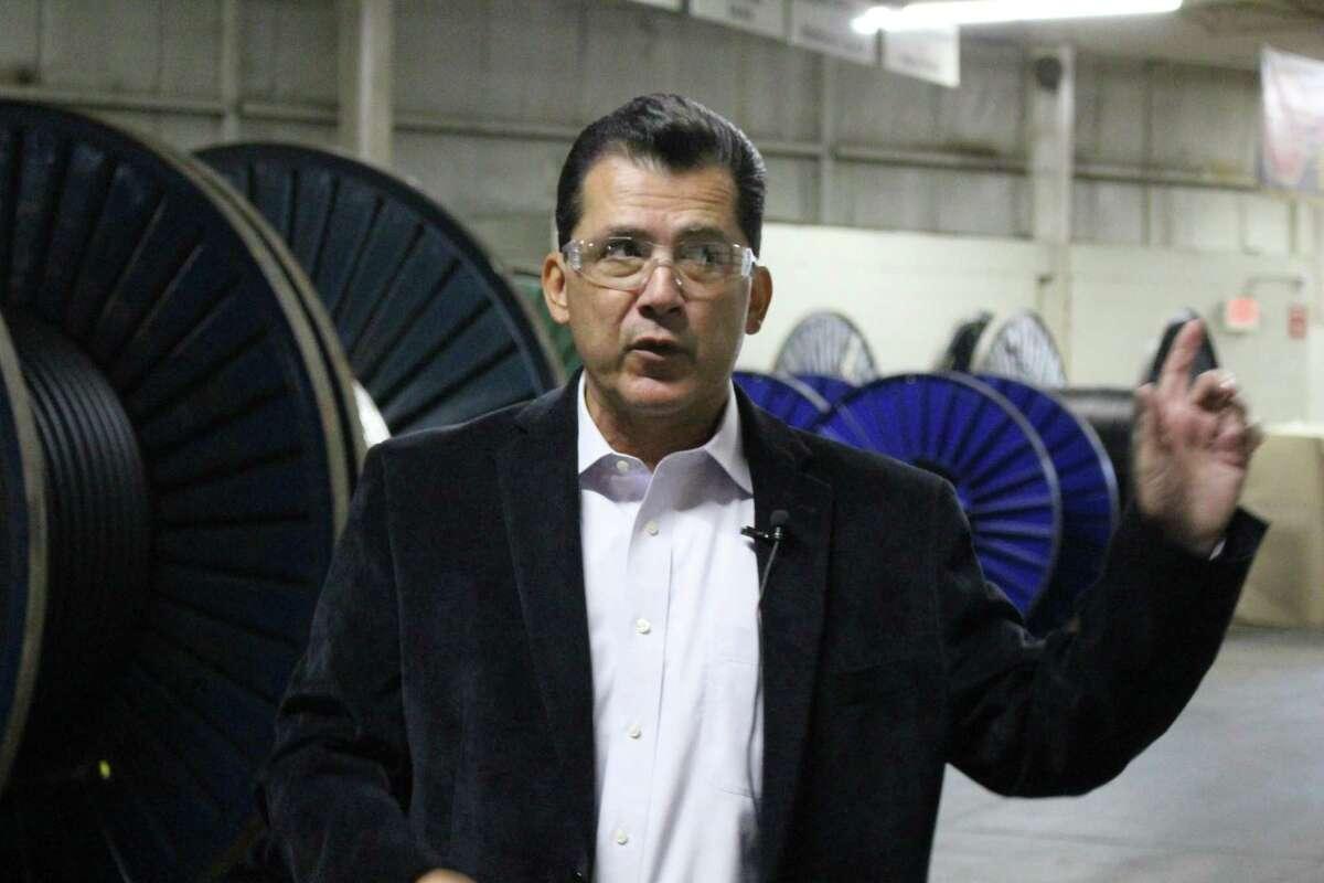 Angelo Santamaria, President of Marmon Utility, Power Cable