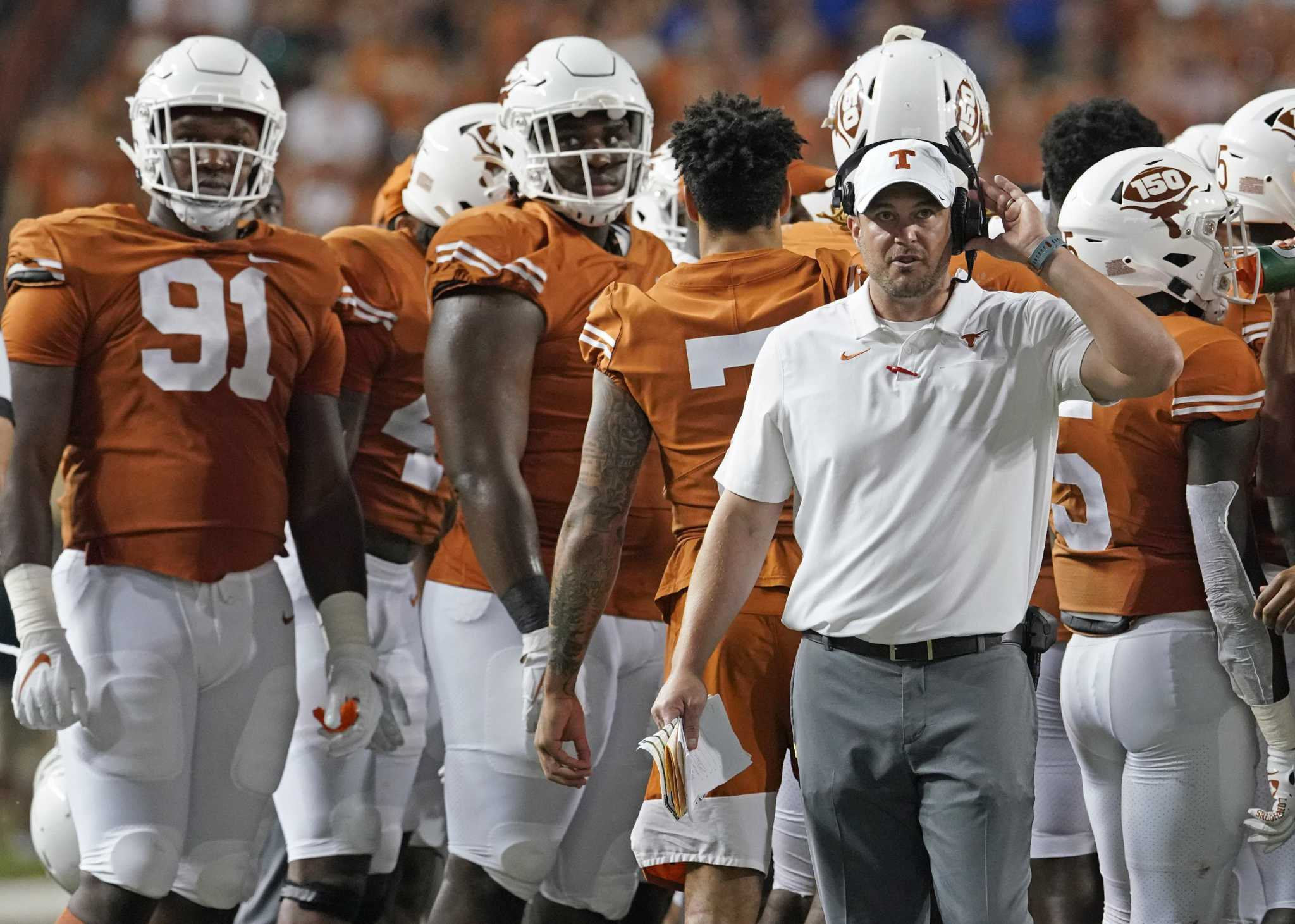 Alamo Bowl notebook: Herman doesn't believe staff shakeup will affect recruiting