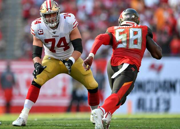 49ers' Joe Staley hopes pain is finally in his past