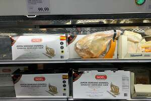 Noel Serrano ham available at Costco.