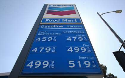 Gas Prices In California >> California S Sky High Gas Prices Newsom Seeks Probe Of