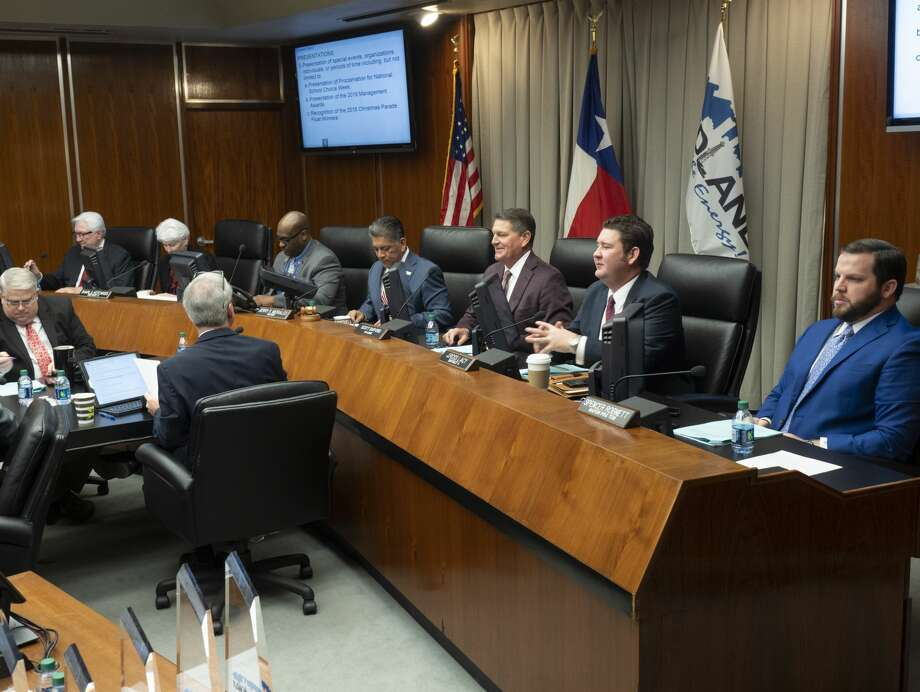 The Midland City Council appears ready to provide $1 million for the Priority Midland effort if it sees buy-in from other taxing entities and the community. Photo: Tim Fischer/Reporter-Telegram