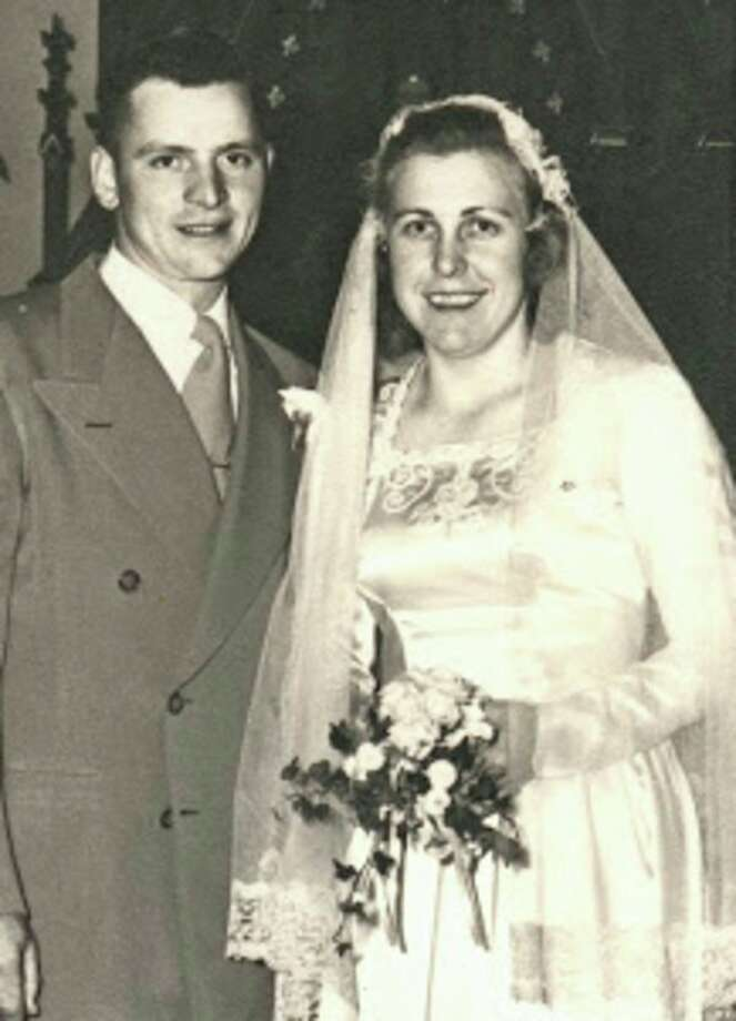 The couple in 1949
