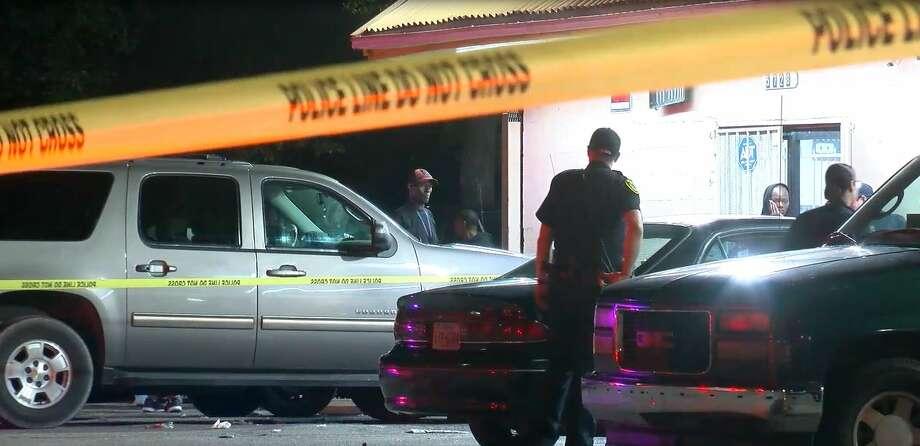 A man was fatally shot late Monday, police said. Photo: OnScene.TV