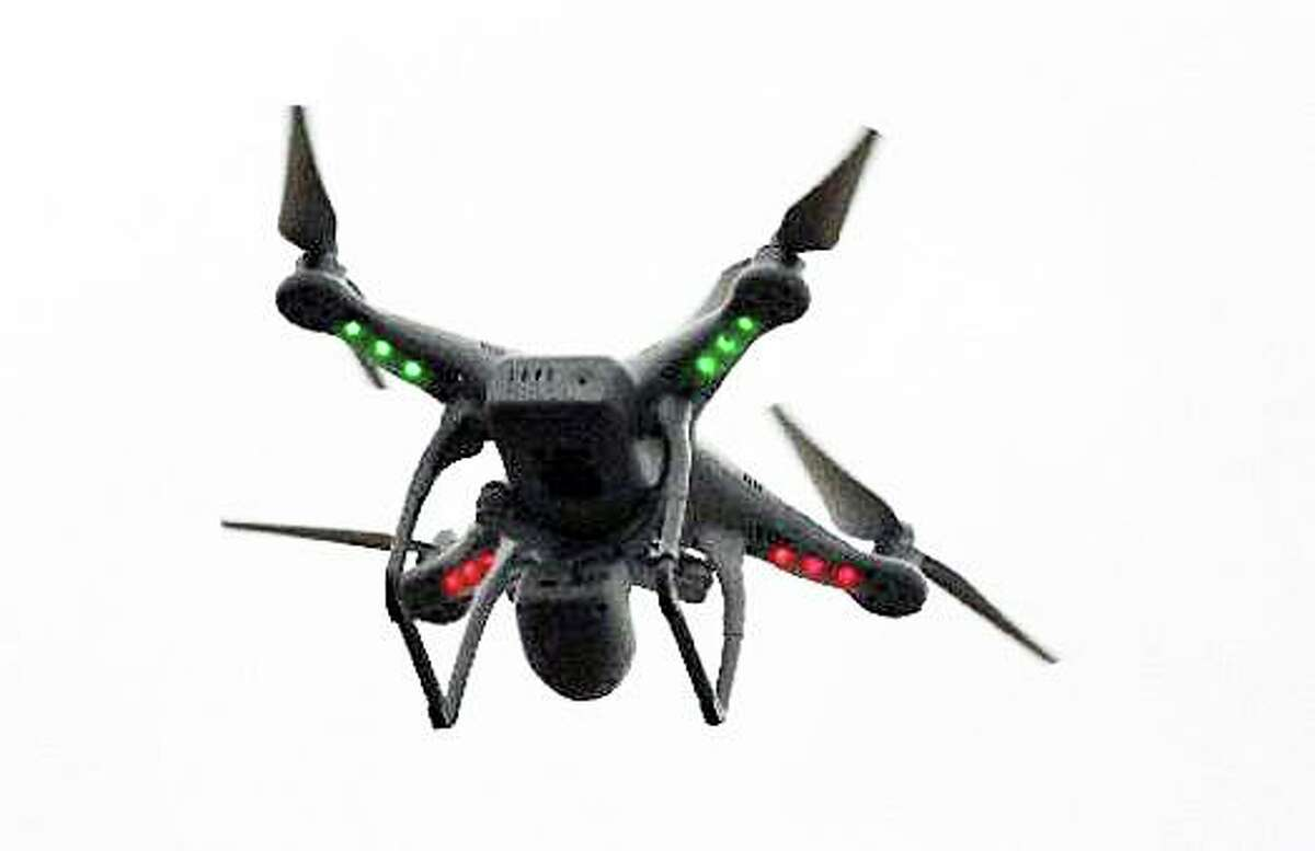 The Fairfield Engineering Department announced that drones will be piloted over the Fairfield traffic circle from three locations along the Post Road on Thursday, Oct. 24, 2019. Fitzgerald and Halliday, the town's grant-funded contractor, will be conducting the drone operations as part of its traffic safety study of the Post Road Circle and surrounding area.
