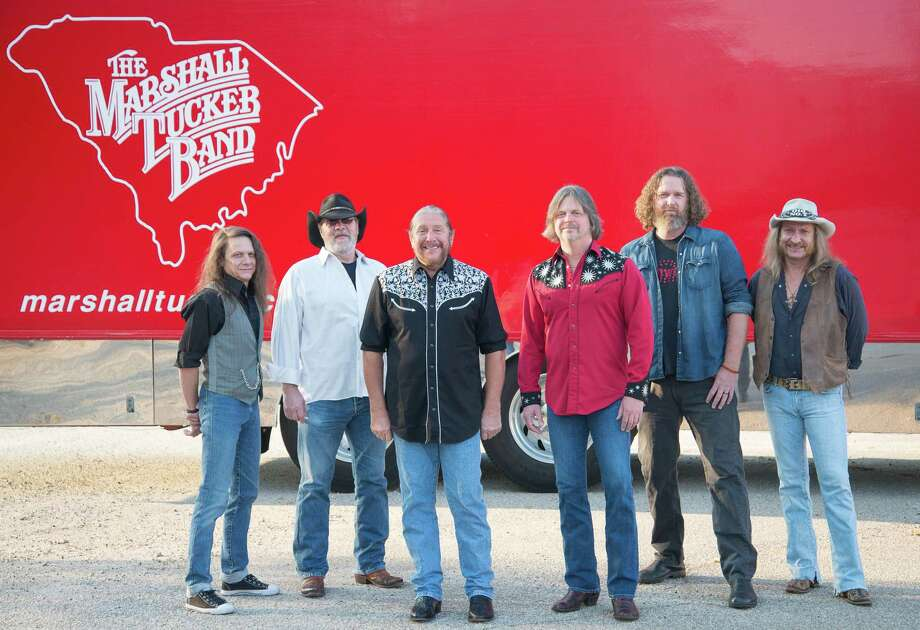 The Marshall Tucker Band will perform with special guests, The Outlaws, on Nov. 1 at 8 p.m. at the Palace Theatre, 61 Atlantic Street, Stamford. Tickets are $34.50-$85. For more information, visit palacestamford.org. Photo: Mariah Gray / Contributed