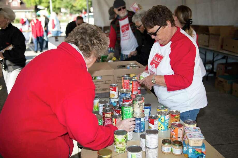 A food drive in Pasadena is under way through Nov. 13. Photo: City Of Pasadena