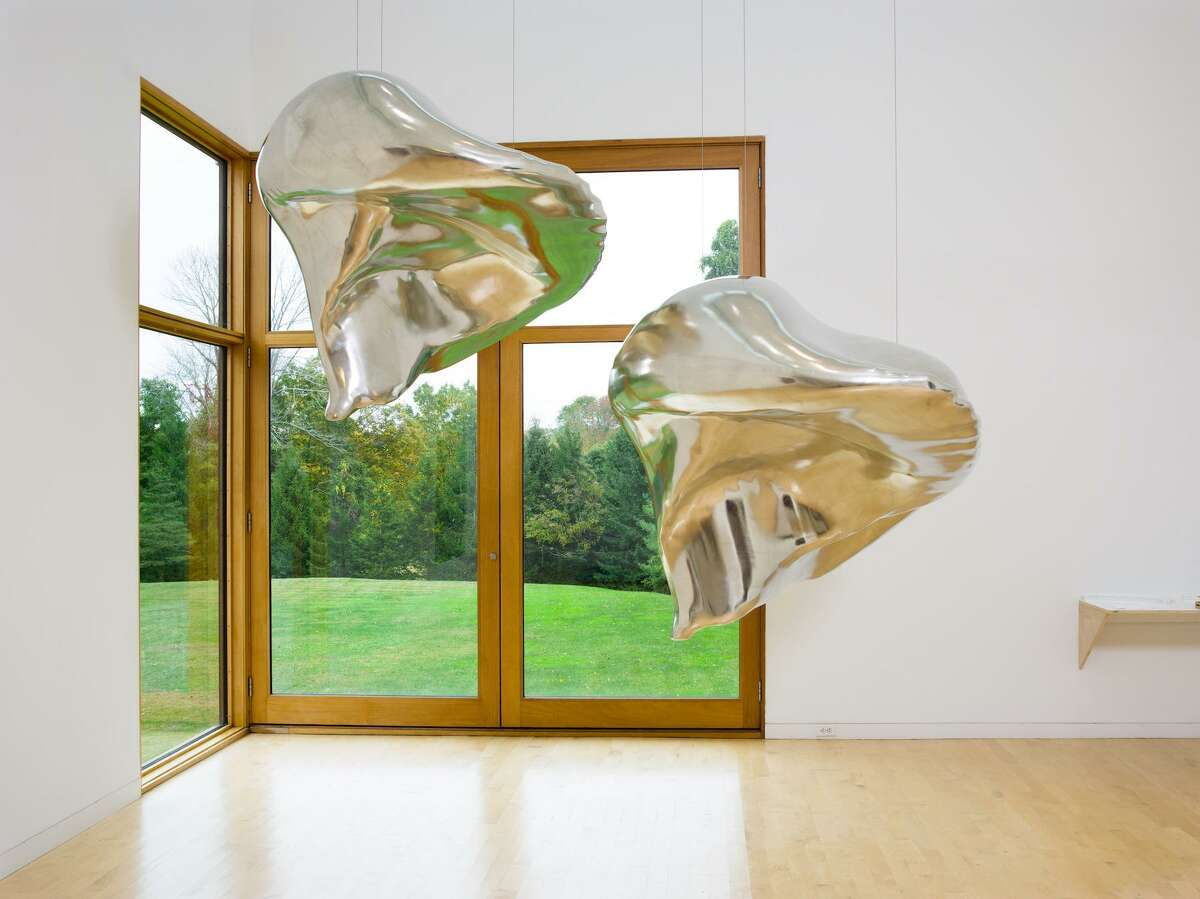 """""""Weather Report"""" will be on display during the Aldrich Contemporary Art Museum's reopening"""