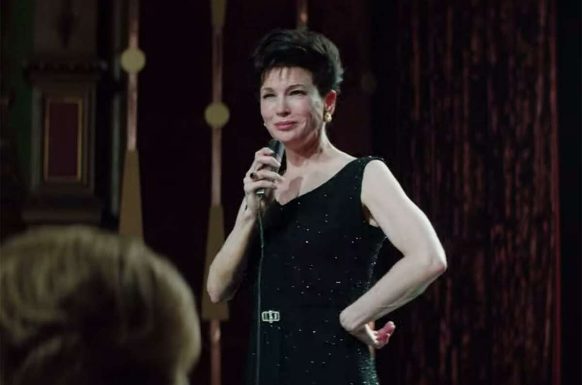 """Renée Zellweger takes on Judy Garland's larger than life voice in """"Judy."""""""