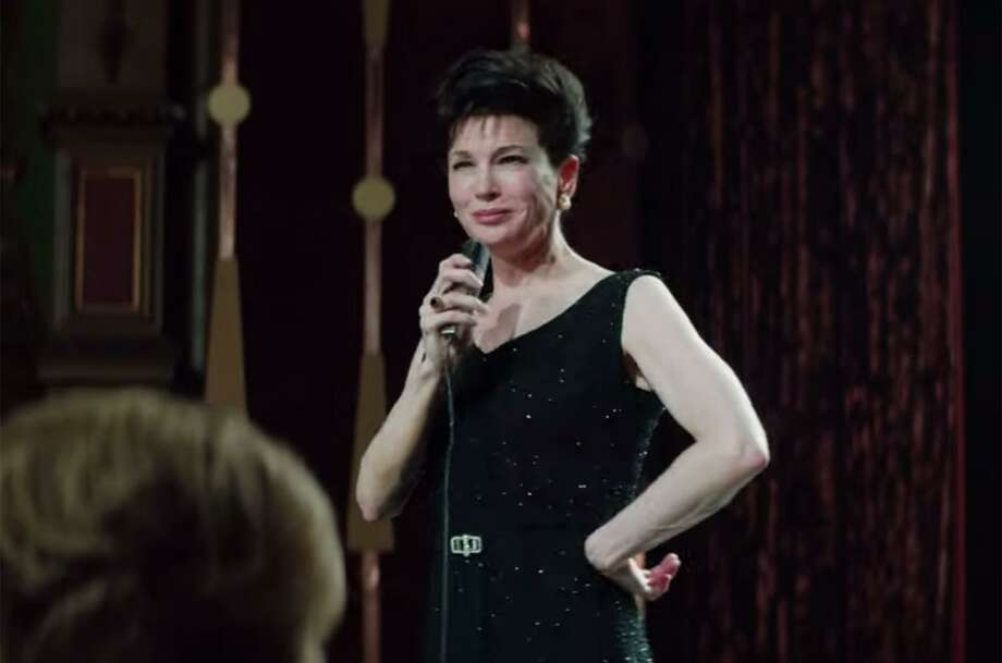 "Renée Zellweger takes on Judy Garland's larger than life voice in ""Judy."" Photo: Roadside Attractions / Contributed Photo /"