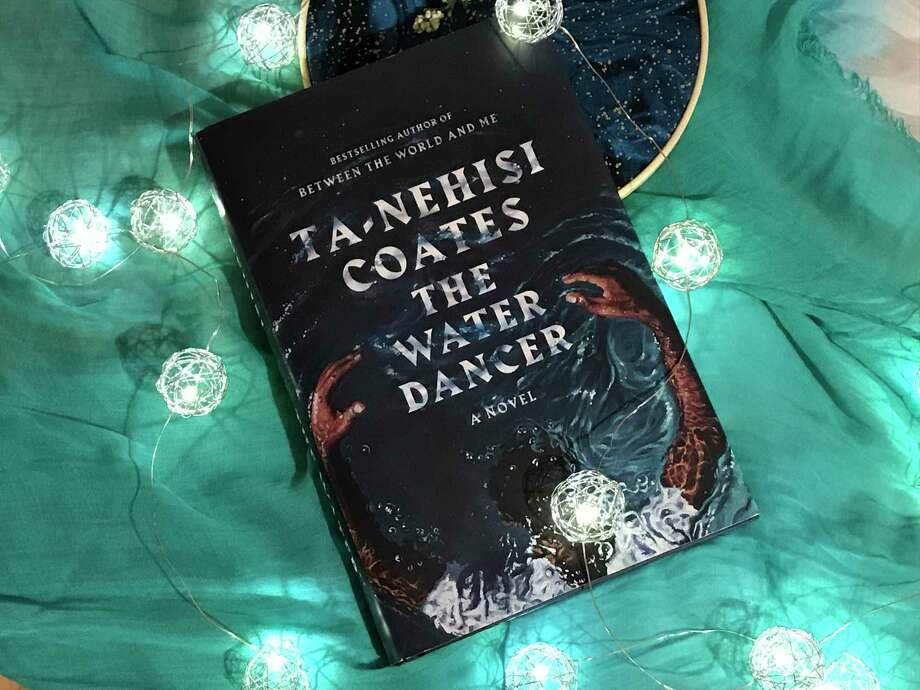 """""""The Water Dancer"""" is Ta-Nehisi Coates' debut novel. Photo: TinaMarie Craven / Hearst Connecticut Media /"""