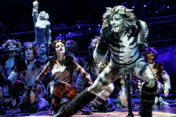 Freshened-up 'Cats' returning to San Antonio's Majestic Theatre