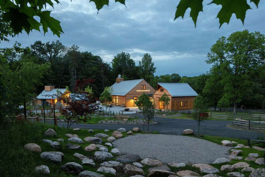 A 2019 AIA Connecticut Design Award has been awarded to Hartford's TSKP Studio for its innovative design of the Stamford Museum & Nature Center's new Knobloch Family Farmhouse. Photo: SM&NC / Contributed Photo / ©Richard Barnes 2019