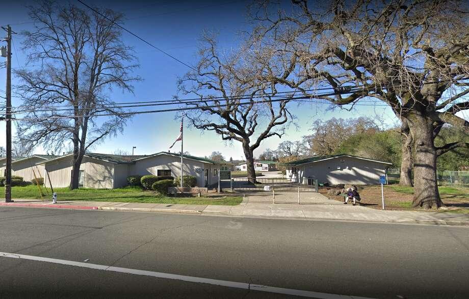 Ridgway High School in Santa Rosa. Photo: Google Street View