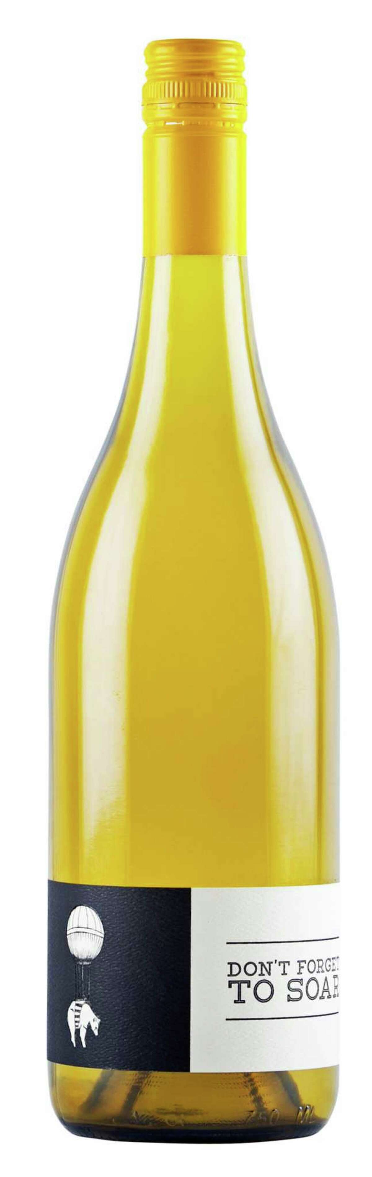 """2017 Southold Farm and Cellar """"Don't Forget to Soar"""" White Blend"""