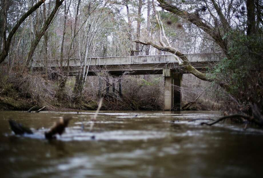 No one was ever indicted in the brutal deaths of Roger and Dorothy Malcom and George and Mae Murray Dorsey at Moore's Ford Bridge that spans the Apalachee River in Walton County, Ga. Photo: David Goldman / Associated Press
